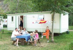 Accommodation - Mobil-Home - Camping LA PLAINE